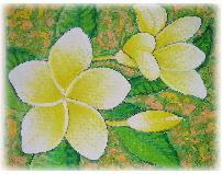 バリ絵画を1日で体験できるコース|Rindu House バリ島のカルチャー教室