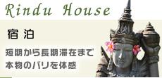ゲストハウス|バリ絵画 バティック 踊り ガムラン バリ料理 など